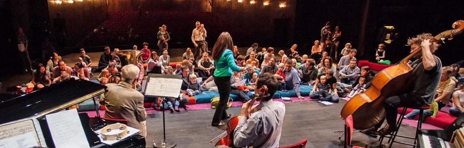 Smykofonia - koncerty dla melomaluszków